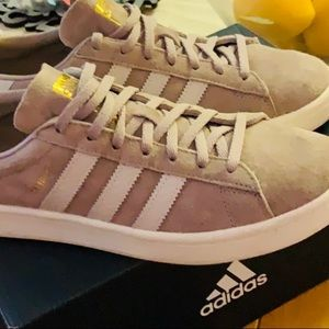 ADIDAS CAMPUS SUEDE WOMENS 8 NEW